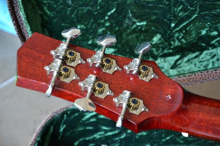Parker Guitars P6E greg@37 images