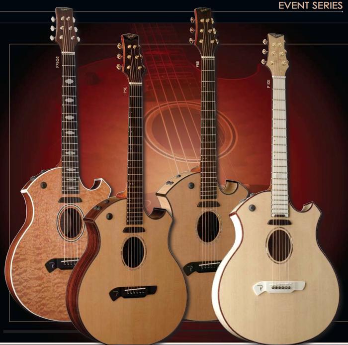 Foto Parker Guitars P6E di jimmypage