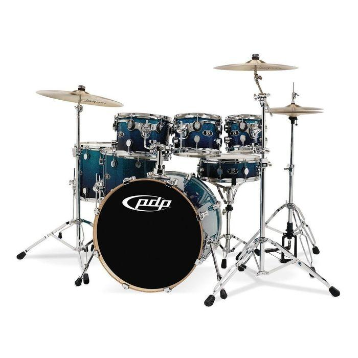 pdp pacific drums and percussion fx image 197247 audiofanzine. Black Bedroom Furniture Sets. Home Design Ideas