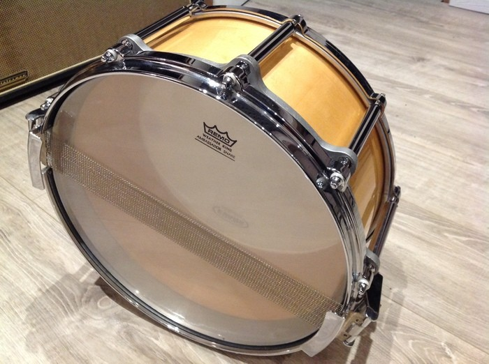 Pearl free floating 14x6.5 érable (84419)