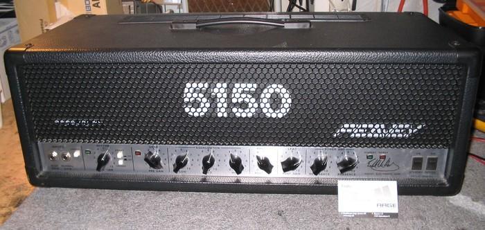 Peavey 5150 serial number dating