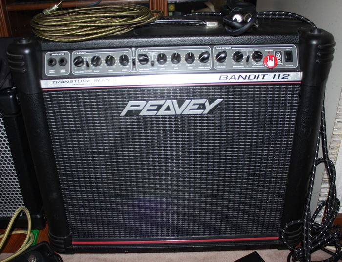 Peavey Bandit 112 II (Made in China) (Discontinued) gromit64 images