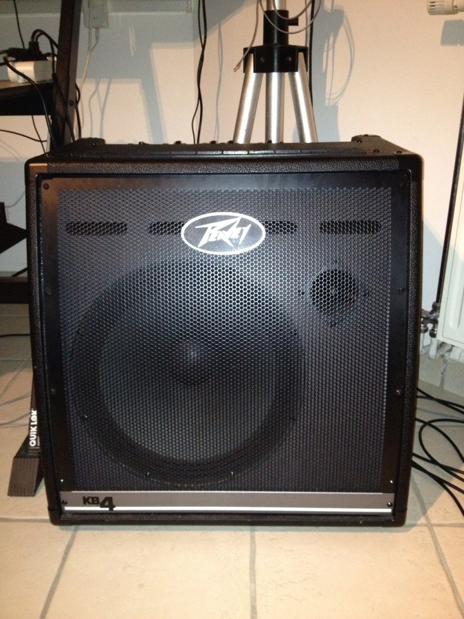 peavey kb4 weight loss
