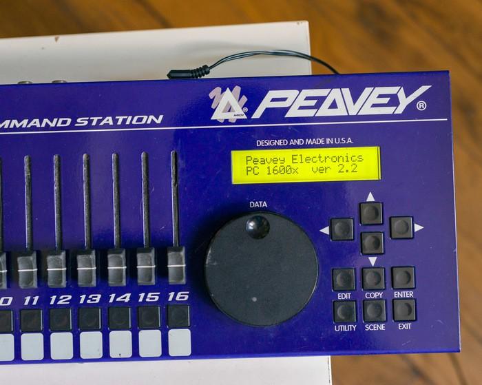 Peavey PC 1600 X (88040)