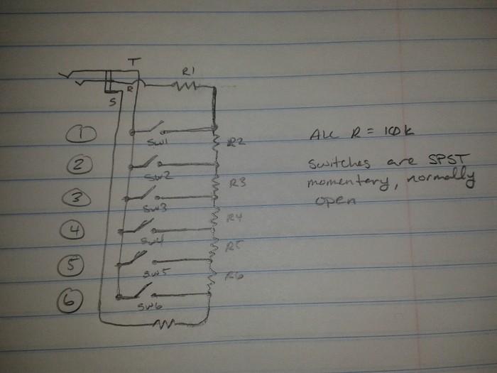 switch 6 schematic