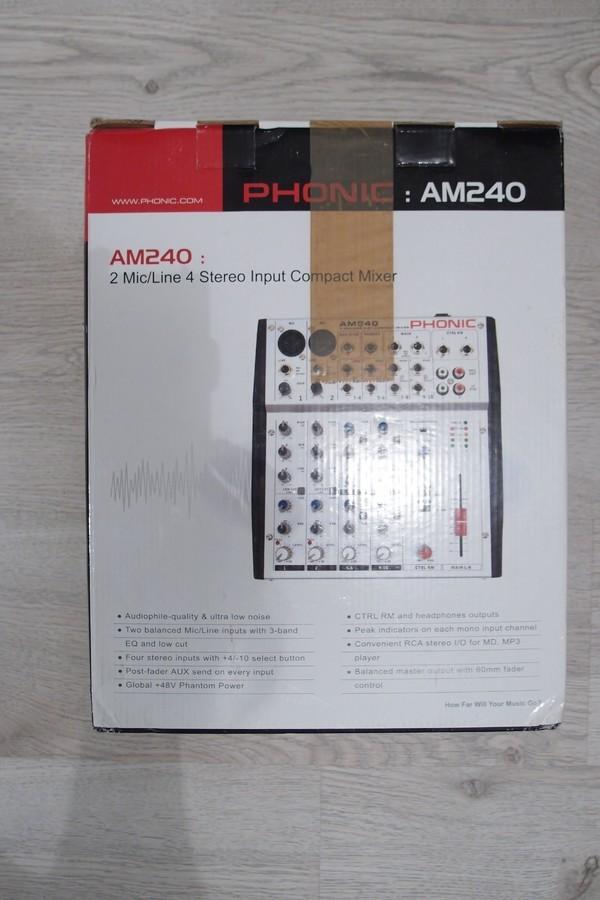 Phonic AM 240 (63973)
