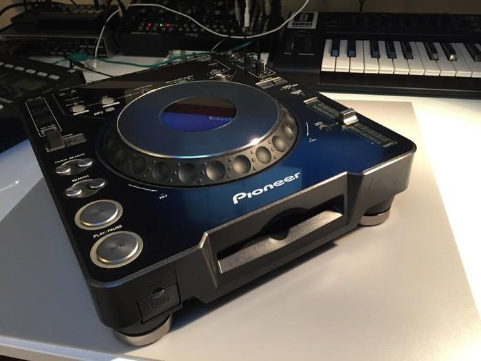 Pioneer CDJ-1000 MK3 (48662)