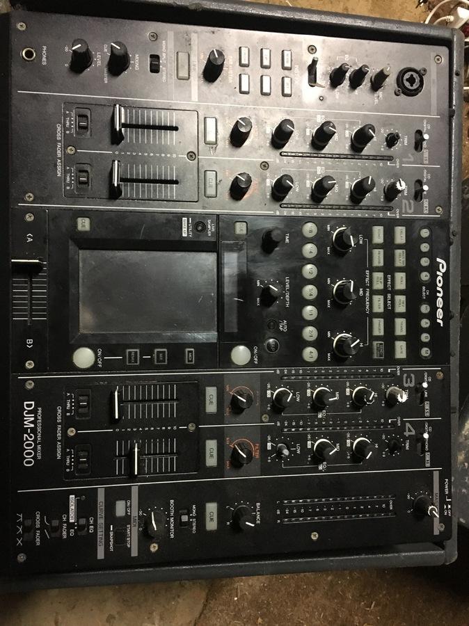 Photo pioneer cdj 850 table mixage 1661158 audiofanzine - Table de mixage pioneer occasion ...