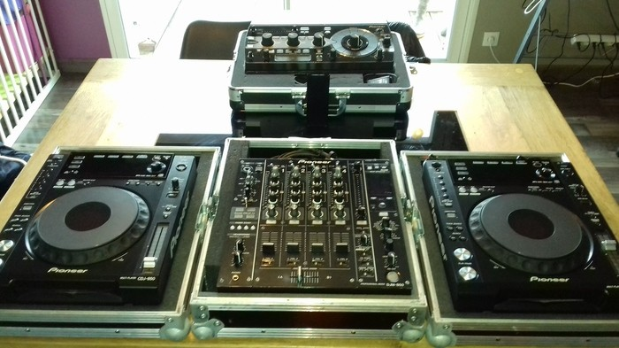 Pioneer DJM-850-K (27641)