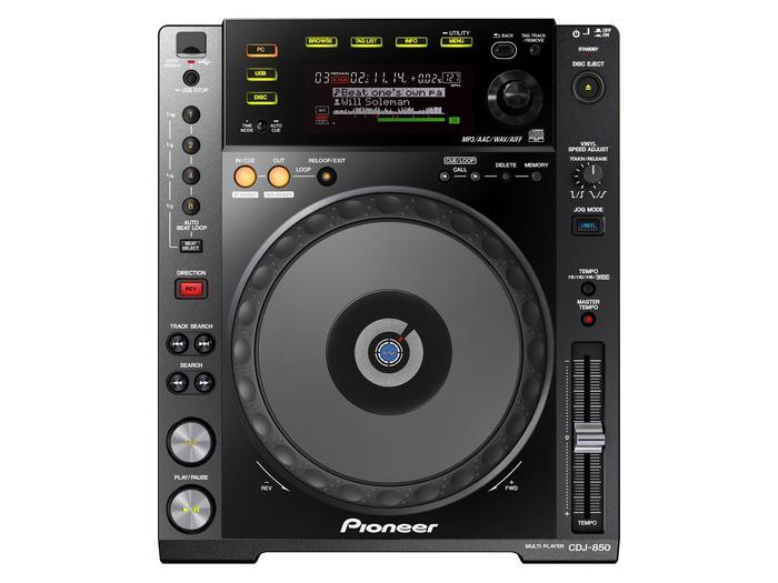 Đầu DJ Pioneer CDJ-850 Performance Multi Player