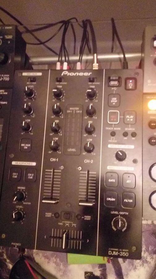 Pioneer DJM-350 (52570)