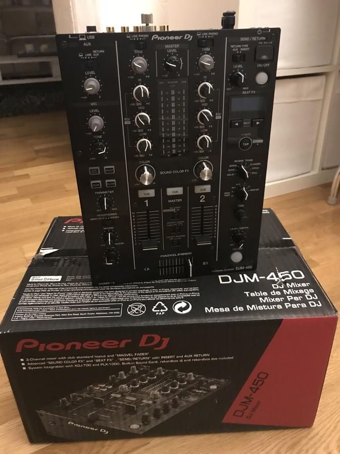 Pioneer DJM-450 (43396)