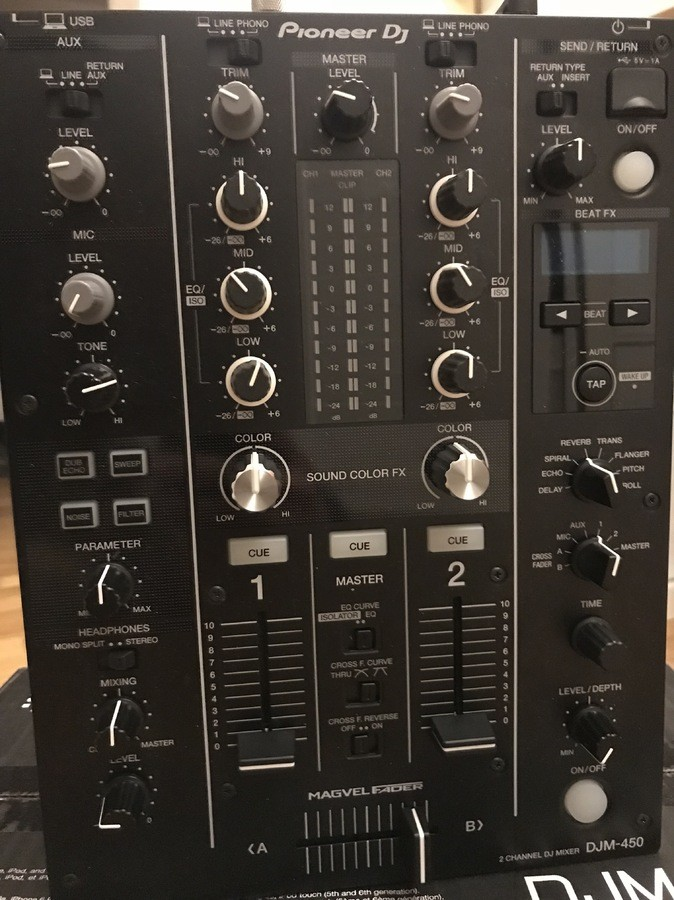Pioneer DJM-450 (37255)