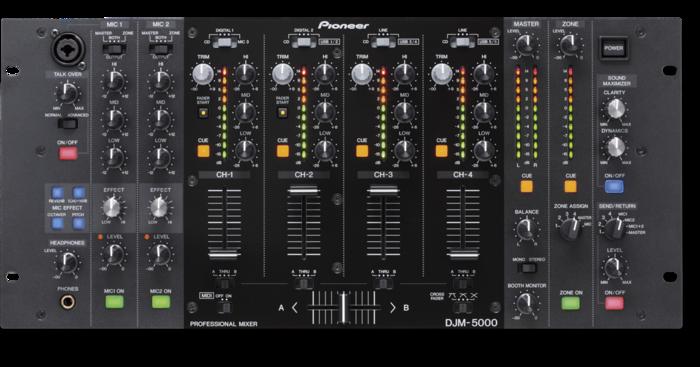 Photo pioneer djm 5000 table mixage mixer pioneer djm - Table de mixage pioneer occasion ...