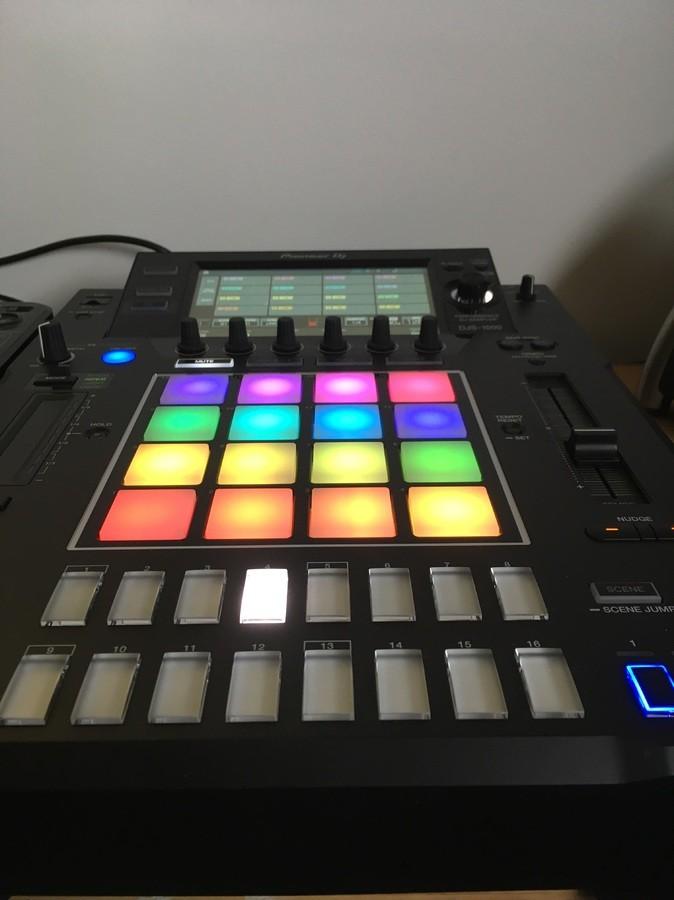 Pioneer DJS-1000 (47110)