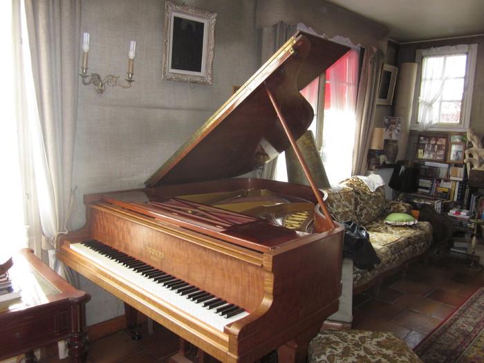 photo pleyel piano quart de queue pleyel piano quart de queue 57331 1680341 audiofanzine. Black Bedroom Furniture Sets. Home Design Ideas