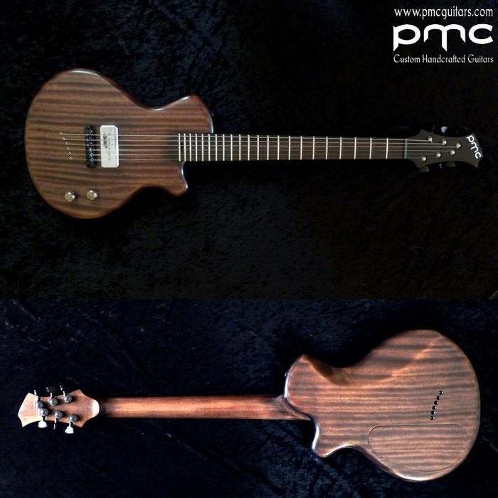 [LUTHIER] PMC Guitares - Guitares de luthier : Salon de Montrouge du 27 au 29 mars - Page 3 Pmc-guitars-waukesha-673831