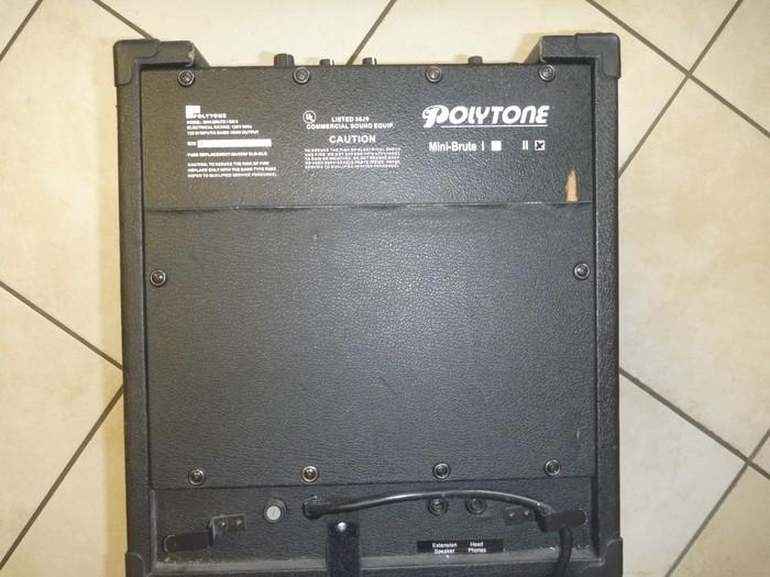 Polytone Mini Brute II (57723)