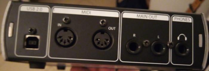 Presonus AudioBox 22vsl 2