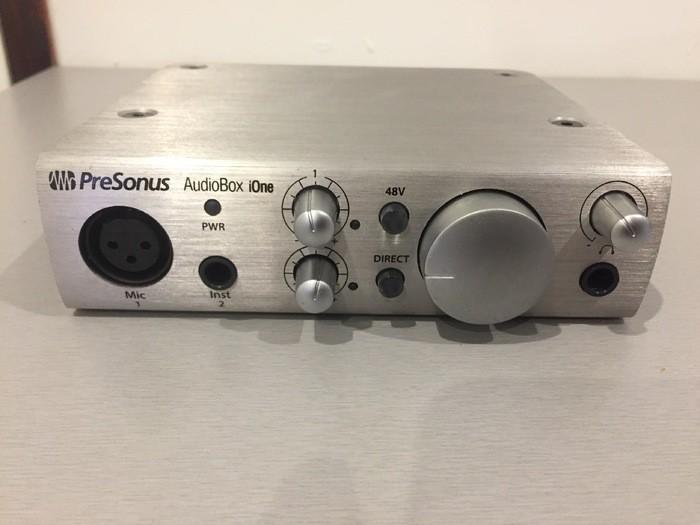 PreSonus AudioBox iOne (68495)