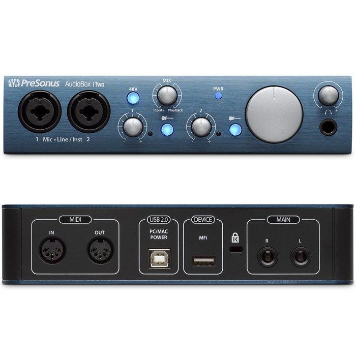 PreSonus AudioBox USB (2480)