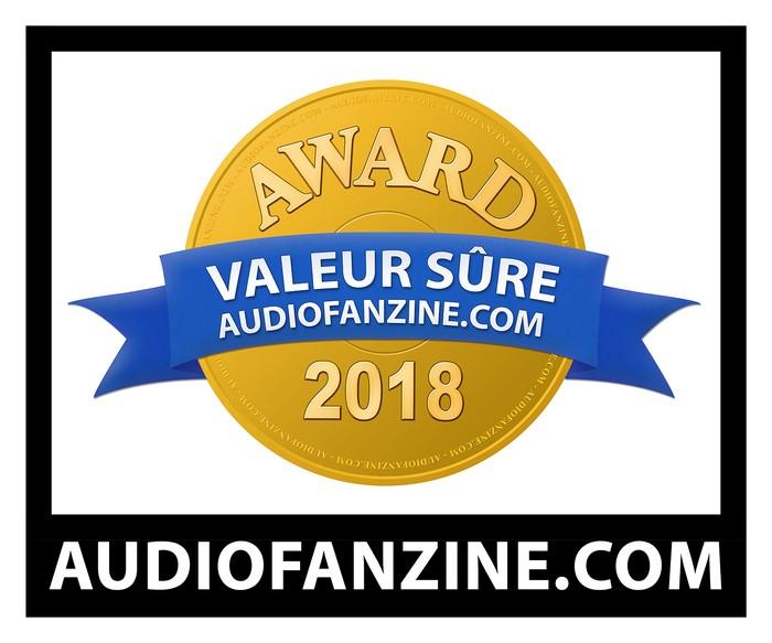 Award Valeur Sure 2018
