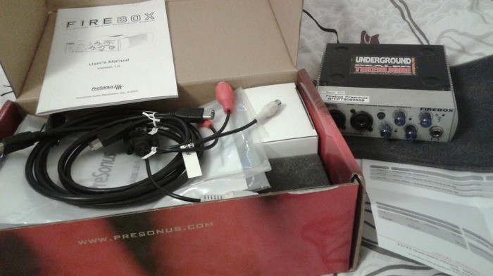 PreSonus FireBox (55683)