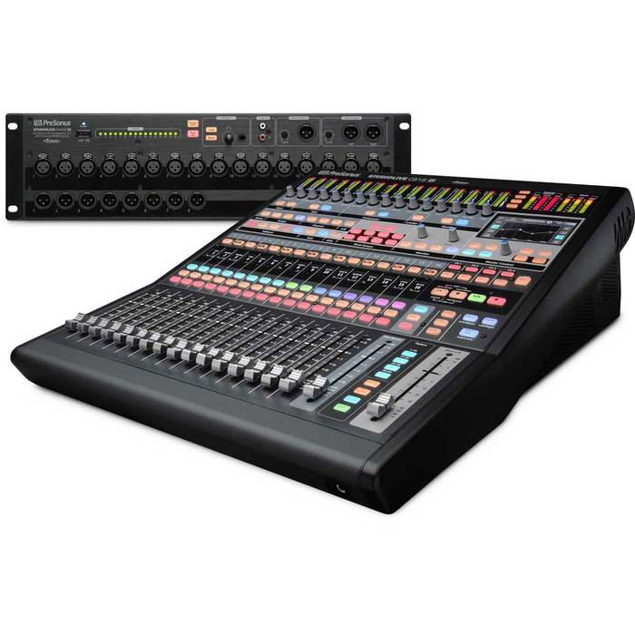 PreSonus StudioLive RM16AI (39402)