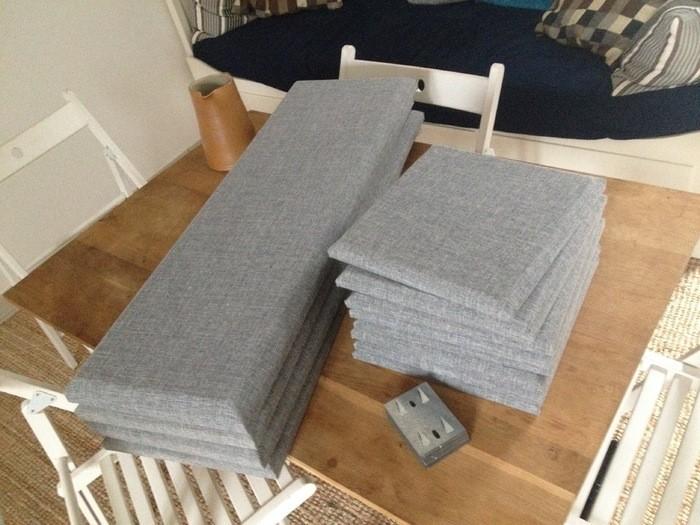 vends primacoustic london 8 kit gris bretagne audiofanzine. Black Bedroom Furniture Sets. Home Design Ideas