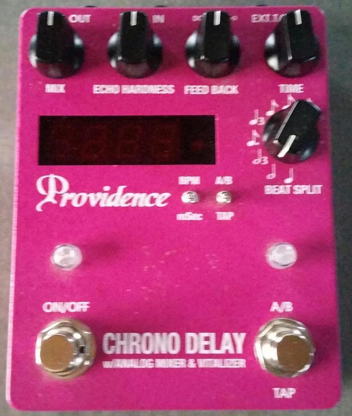 providence chrono delay