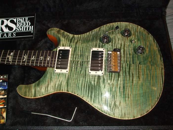 PRS P22 Trampas Green (47807)