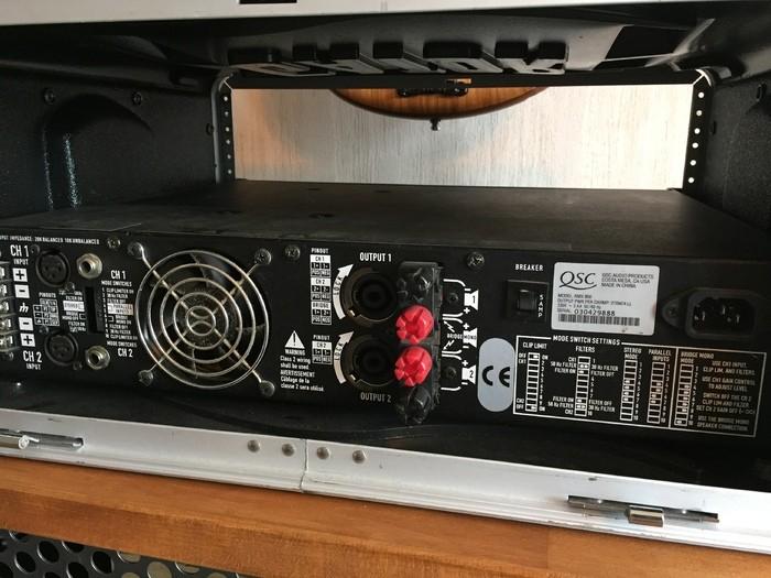 QSC RMX 850 xelalex35 images