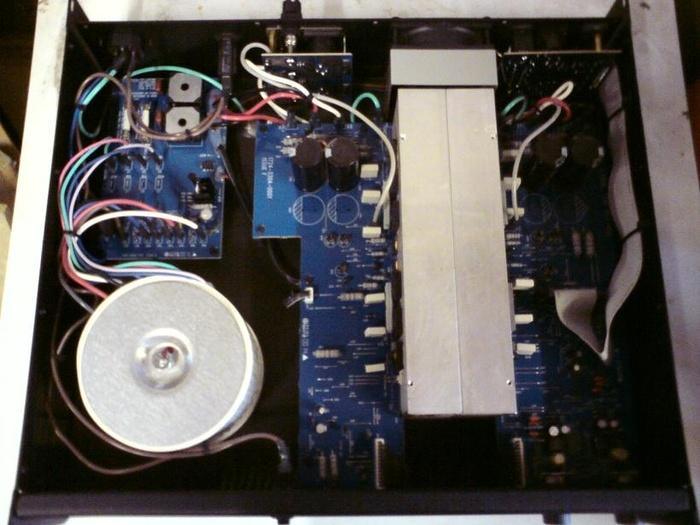 qsc rmx 850 image 760438 audiofanzine. Black Bedroom Furniture Sets. Home Design Ideas