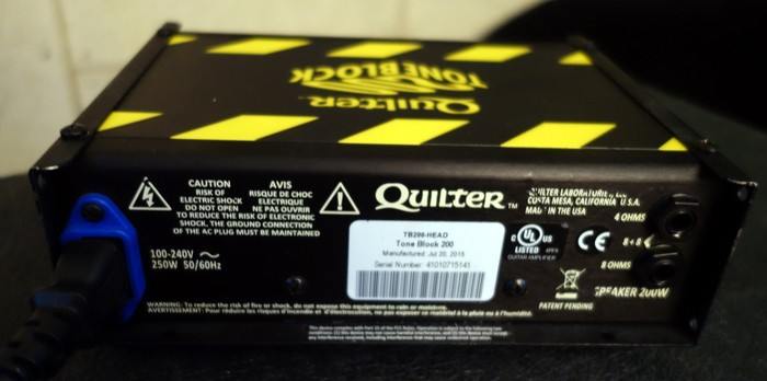 Quilter Labs Tone Block 200 (80173)