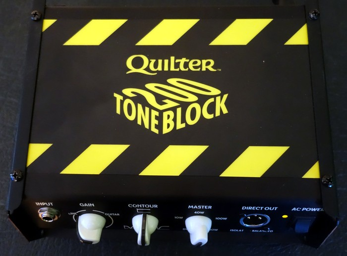 Quilter Labs Tone Block 200 (18019)