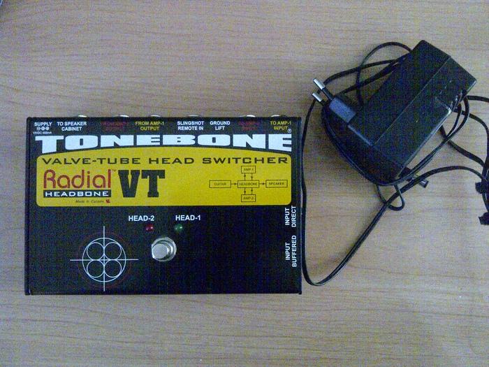Radial Engineering Headbone VT Tom13380 images