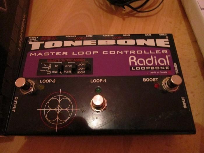 Radial Engineering Loopbone (86782)
