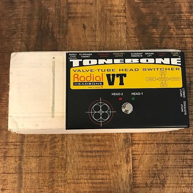 Radial Engineering Tonebone Cabbone (98272)