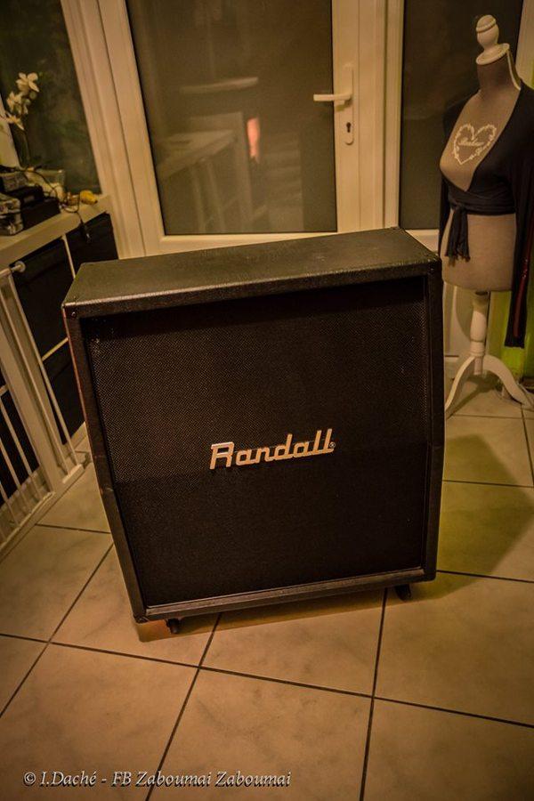 Randall 4x12 Cabinet image (#972475) - Audiofanzine