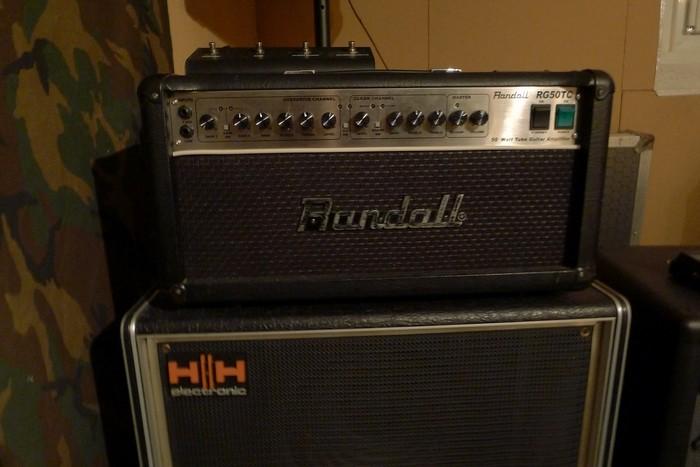 Randall RG50TC (17219)
