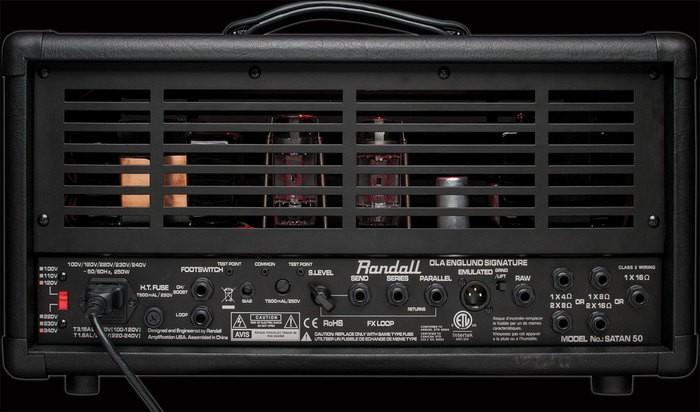 Randall Satan 50 [Ola Englund Signature] (36954)