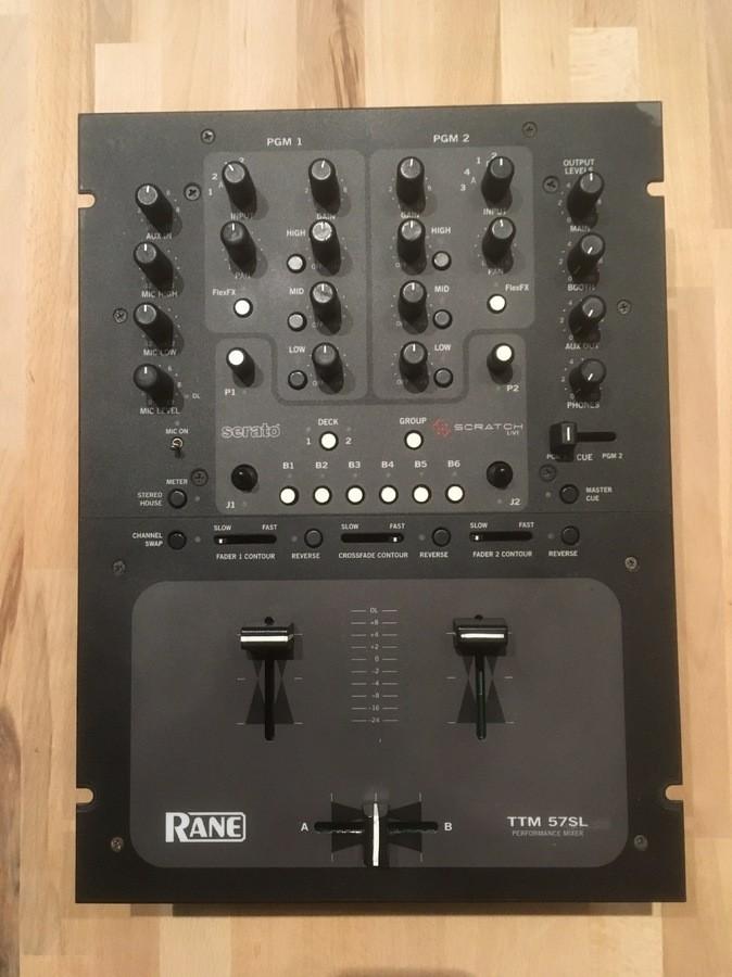Rane TTM 57SL (66648)