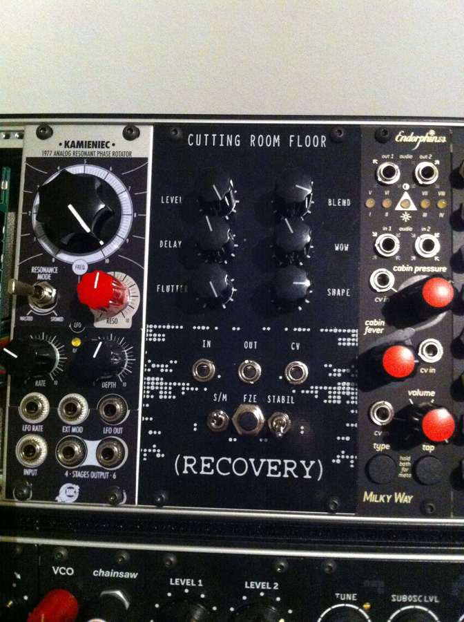 Recovery Cutting Room Floor - V2