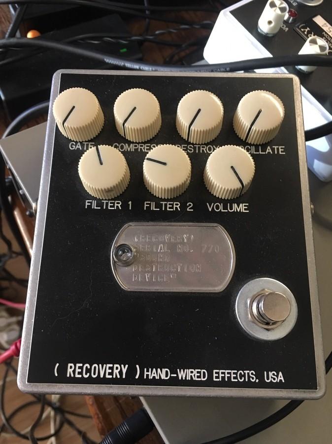 Recovery Sound Destruction Device
