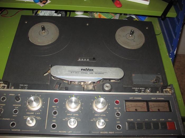 Revox B77 MKII agur63 images
