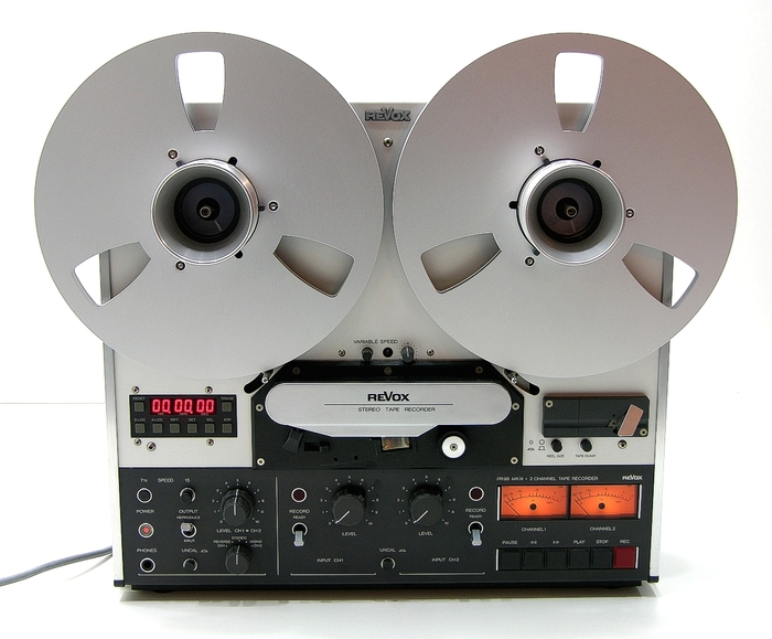 Revox PR99 MkIII tea-bag images