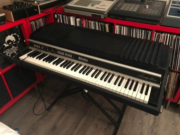 Rhodes Mark II Stage 73 (82123)