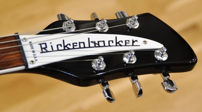 Rickenbacker 360 - Jetglo (14708)