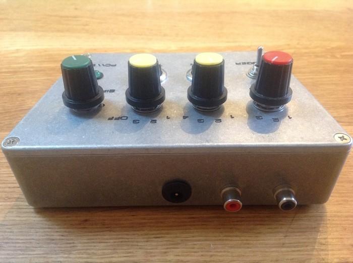 Rigsmith NS1 Dub Siren (Metal Desktop) (81330)