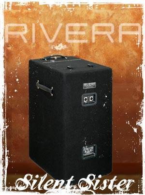 Rivera Silent Sister SS-1 Isolation Cabinet image (#442155 ...